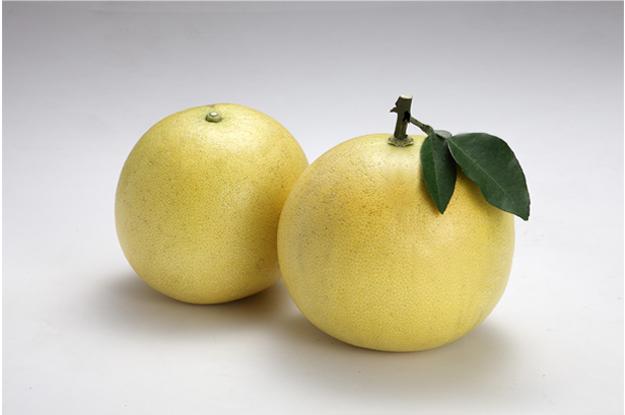好吃的蜜柚外觀